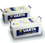 Varta commercial batteries